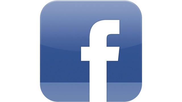 Facebook logo 10732363