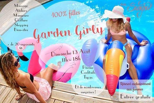 Garden girly